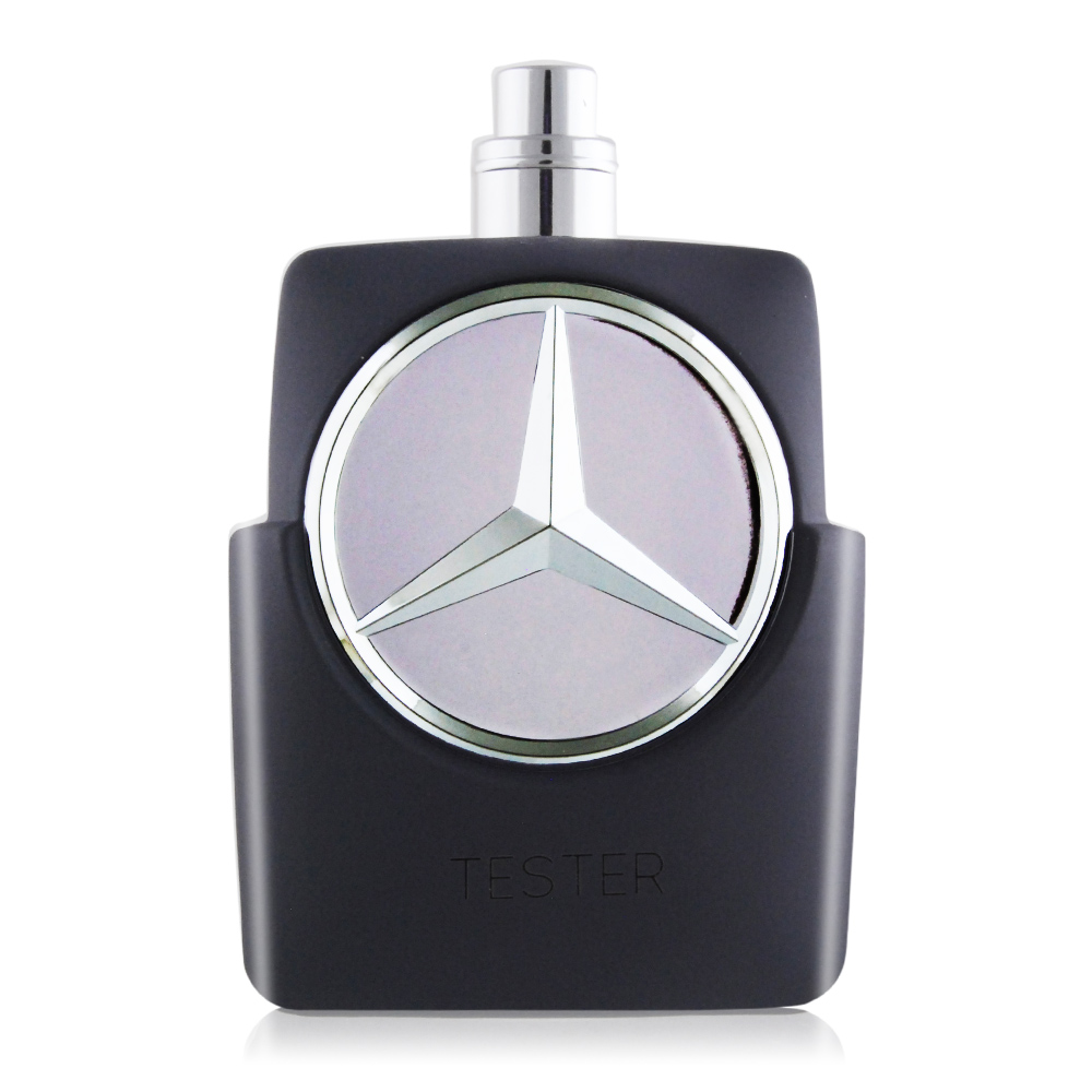 Mercedes Benz 賓士 輝煌之星男性淡香水 Man Grey(100ml) EDT-國際航空版-TESTER
