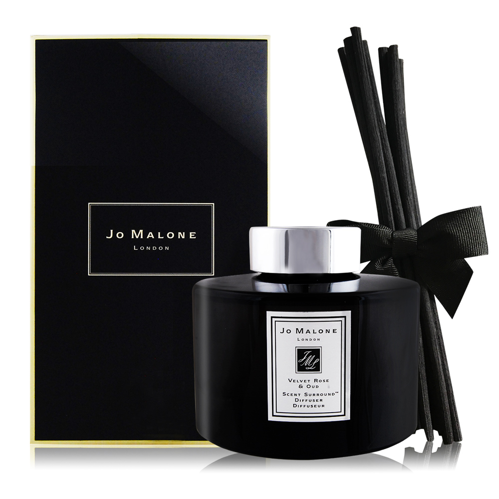 Jo Malone 絲絨玫瑰與烏木擴香(165ml)[附外盒]-國際航空版