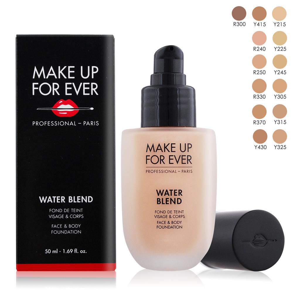 MAKE UP FOR EVER 恆久親膚雙用水粉霜(50ml)#Y305-期效202106