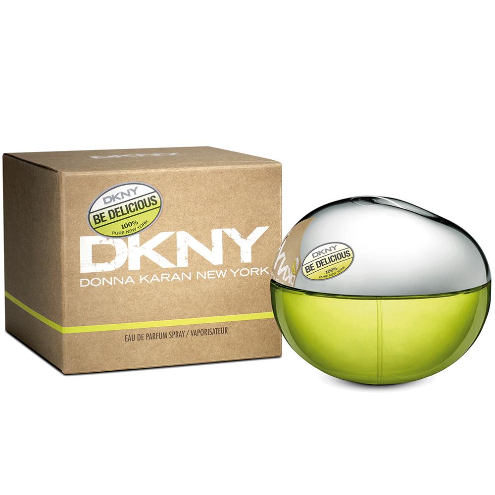 DKNY Be Delicious 青蘋果淡香精(50ml)-香水公司貨