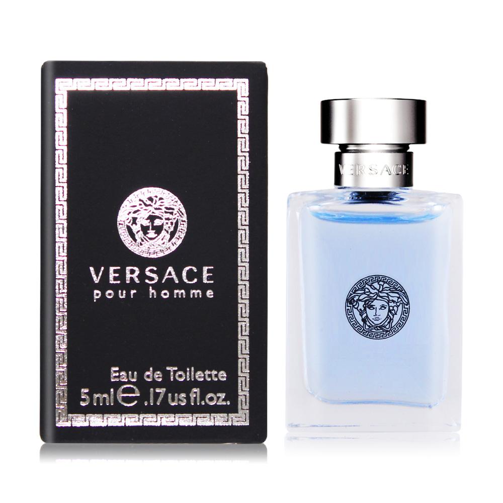 Versace Pour Homme 經典男性淡香水(5ml) EDT-公司貨