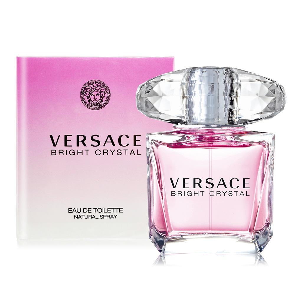 Versace 凡賽斯 香戀水晶淡香水 Bright Crystal(30ml) EDT-公司貨