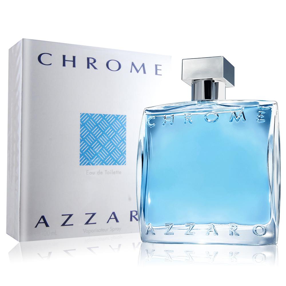 AZZARO Chrome 海洋鉻元素男性淡香水(100ml) EDT-國際航空版