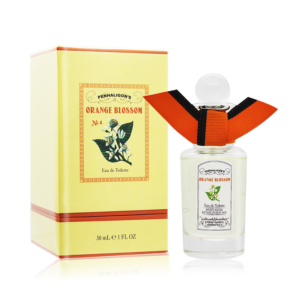 Penhaligon's 潘海利根 蜜語橙香女性淡香水 Orange Blossom(30ml) EDT-國際航空版