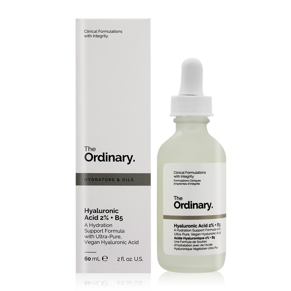 The Ordinary Hyaluronic Acid 2% + B5 超純補水玻尿酸(60ml)
