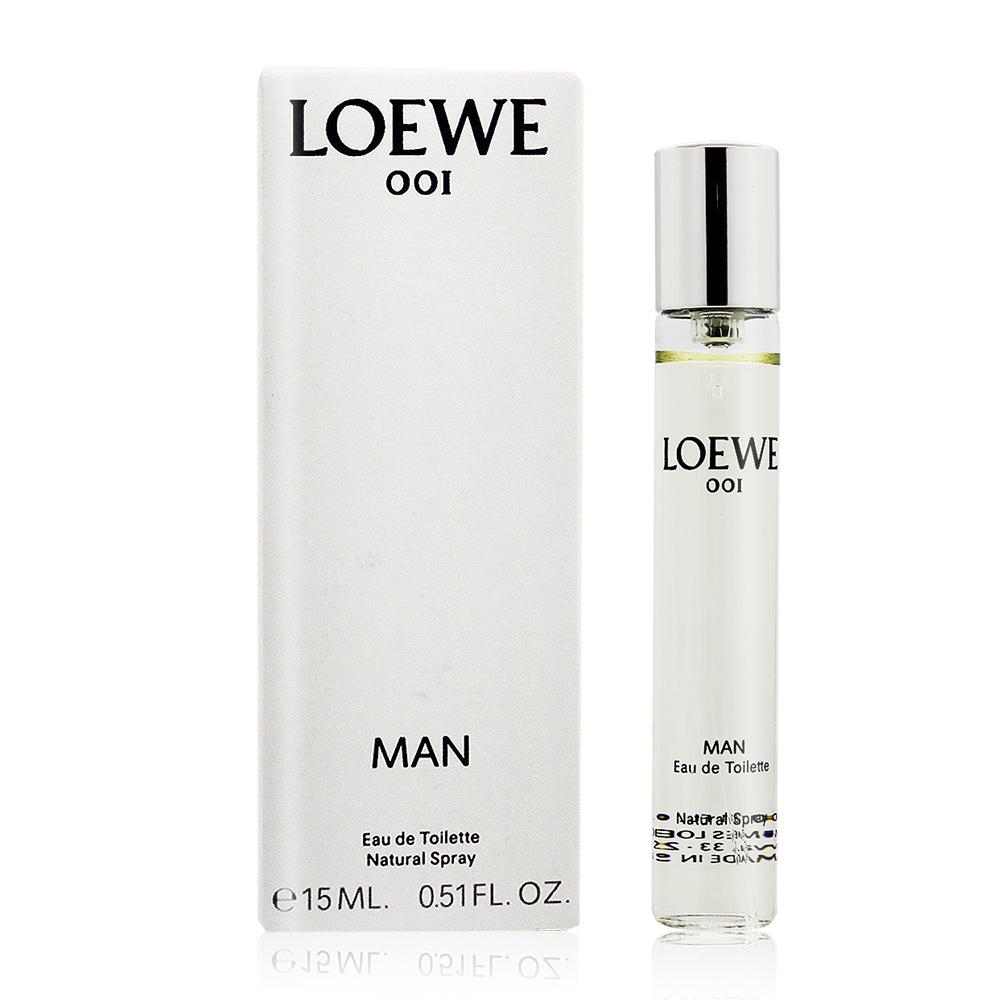 LOEWE 001 MAN 男性淡香水(15ml) EDT-國際航空版