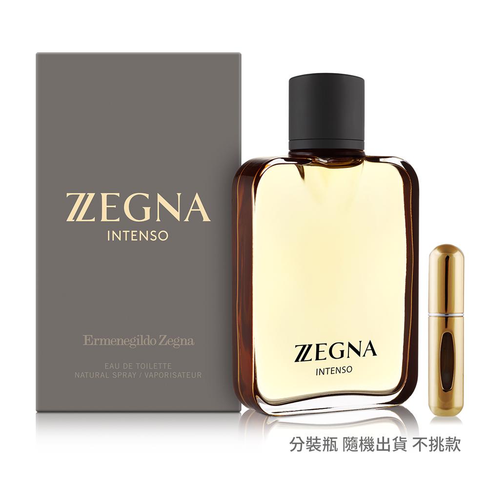 Ermenegildo Zegna Z Zegna 馥郁淡香水(100ml)+香水分裝瓶
