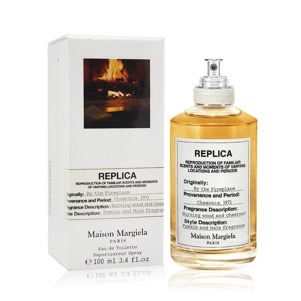 Maison Margiela 壁爐火光淡香水 By the Fireplace(100ml) EDT-國際航空版