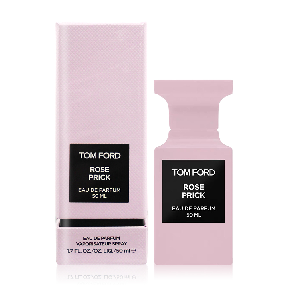 TOM FORD 私人調香系列-禁忌玫瑰香水 ROSE PRICK(50ml) EDP-國際航空版