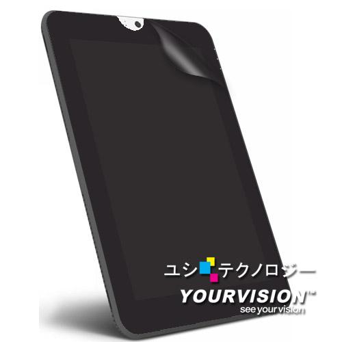 TOSHIBA Tablet AT100 10.1吋 晶磨抗刮高光澤機身正面保護貼