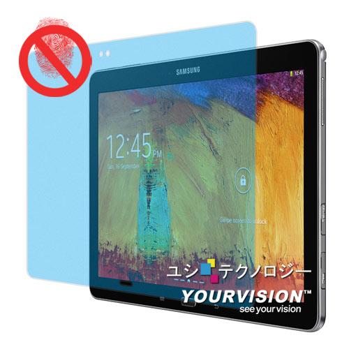 Samsung GALAXY Note 10.1 2014 特仕版 P6000 P6050 一指無紋防眩光抗刮(霧面)螢幕保護貼 螢幕貼