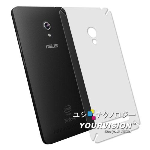 ASUS ZenFone 5 A500KL 抗污防指紋超顯影機身背膜(2入)