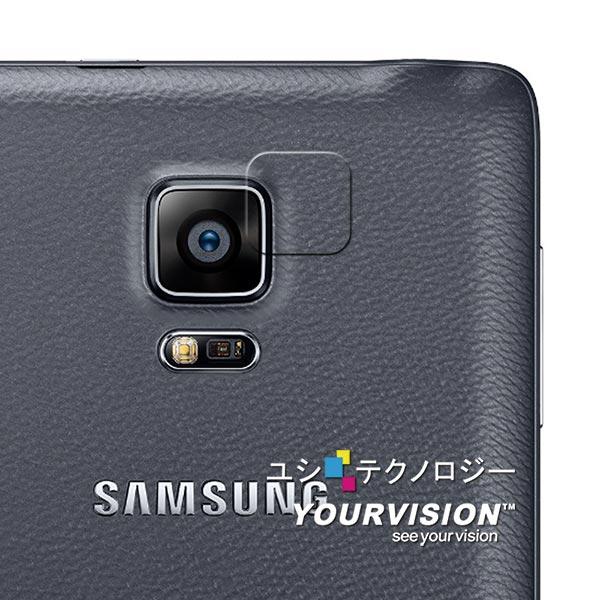 SAMSUNG GALAXY Note Edge N915G 攝影機鏡頭光學保護膜-贈拭鏡布