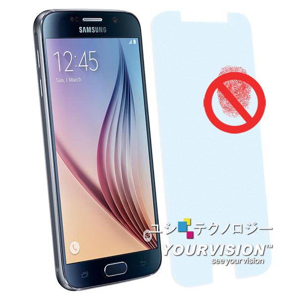 超值組 Samsung GALAXY S6 防指紋(霧面)抗刮螢幕貼+(耳機孔/Micro USB孔)防塵套