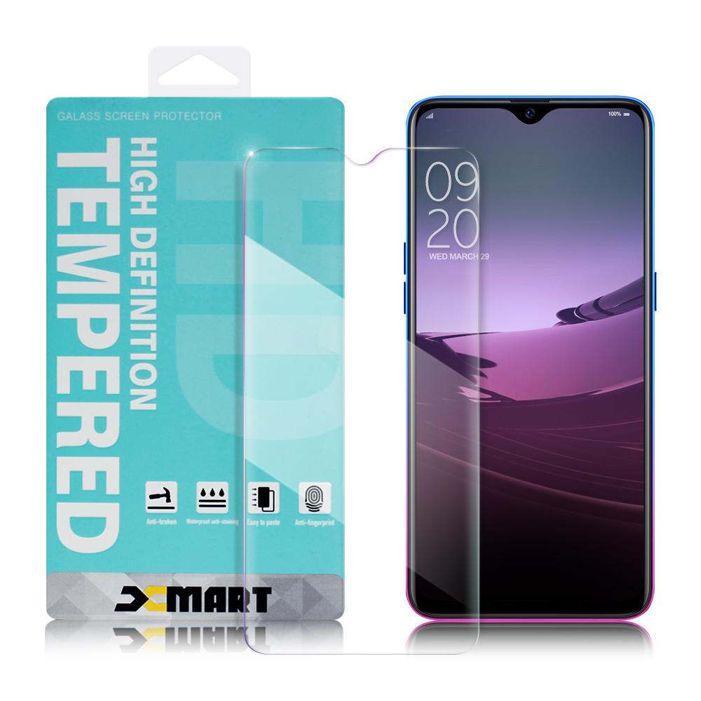 Xmart for OPPO AX7 PRO 薄型 9H 玻璃保護貼-非滿版