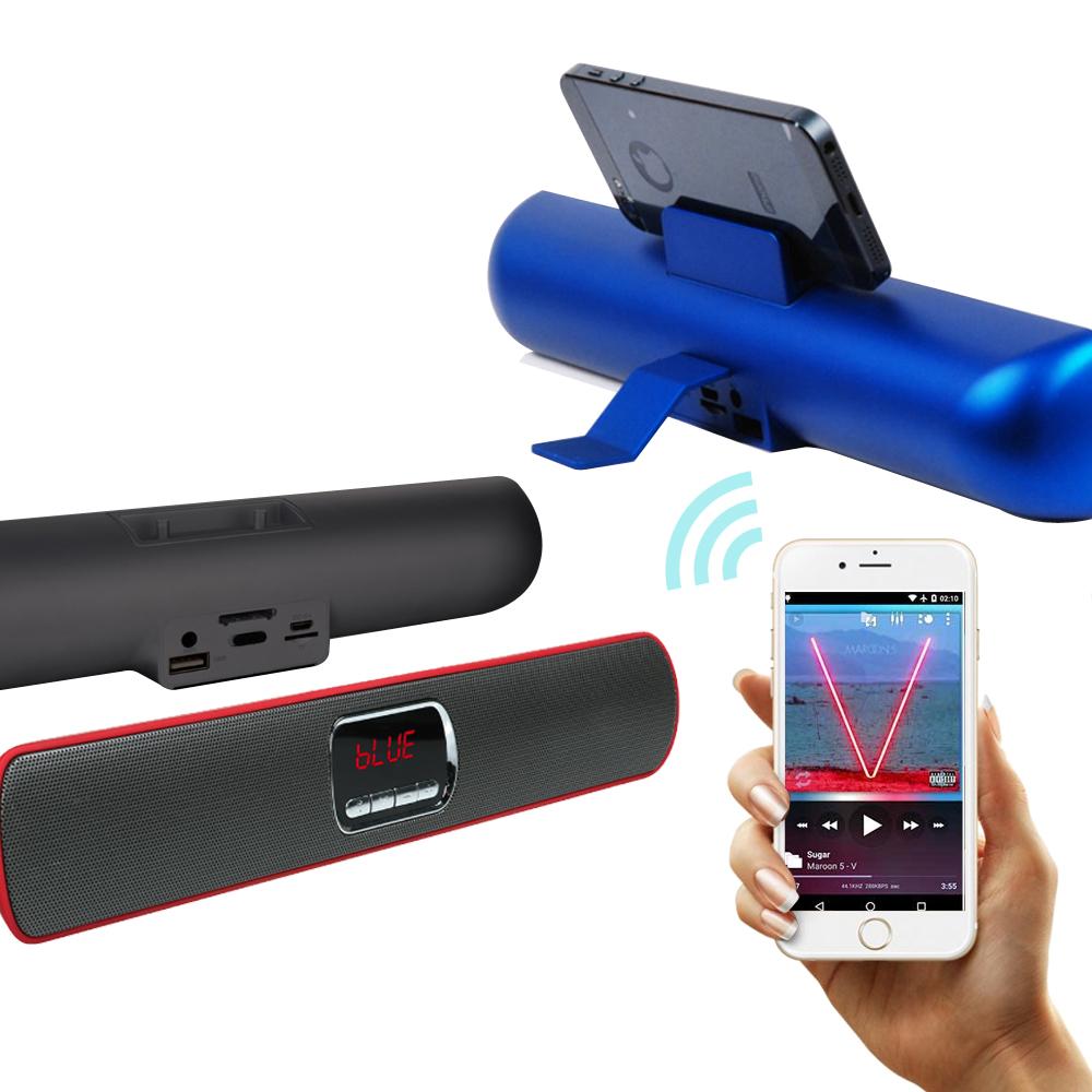 S605 藍牙音箱便攜插卡低音砲手機雙喇叭迷你小音響