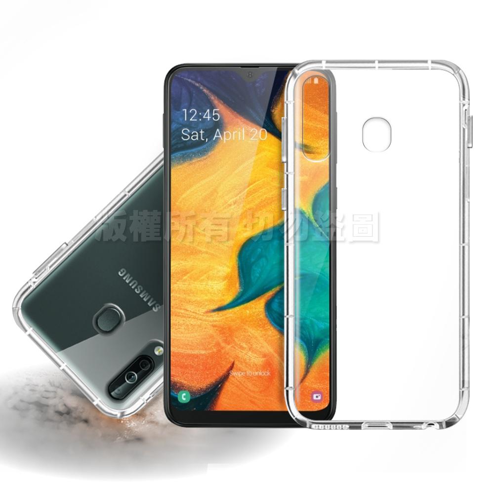 Xmart for 三星 Samsung Galaxy A40s 加強四角防摔空壓殼