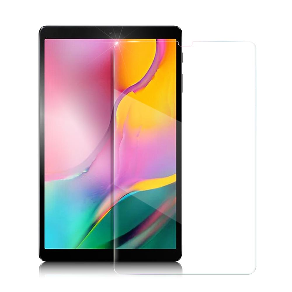 Xmart for 三星 SamsungGalaxy Tab A T510 10.1吋 強化指紋玻璃保護貼