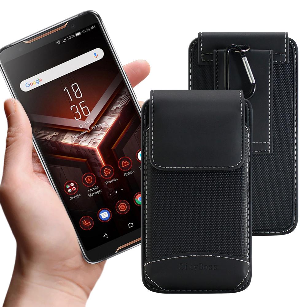 CITY 品味爵士 5.7-6.3吋 手機用腰掛腰包皮套(送扣環)