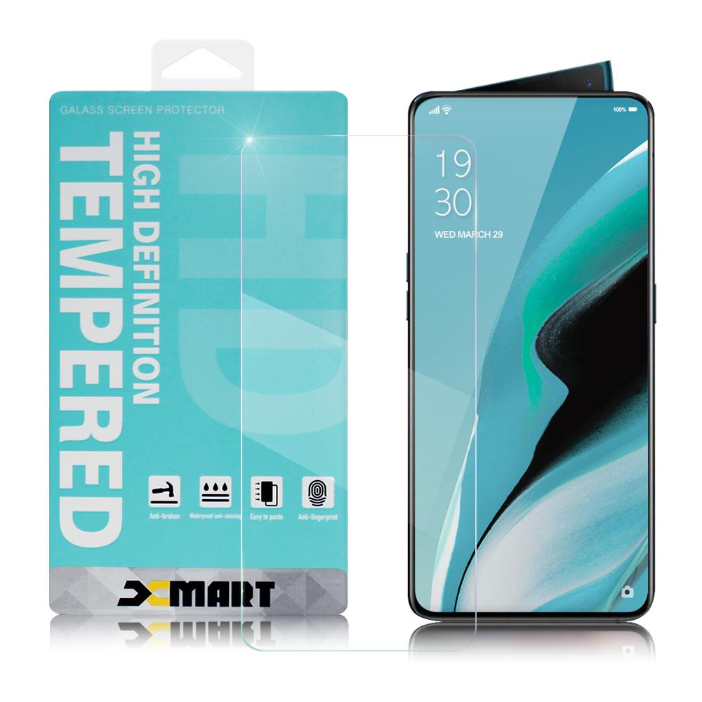 Xmart for OPPO Reno2 Z 薄型 9H 玻璃保護貼-非滿版