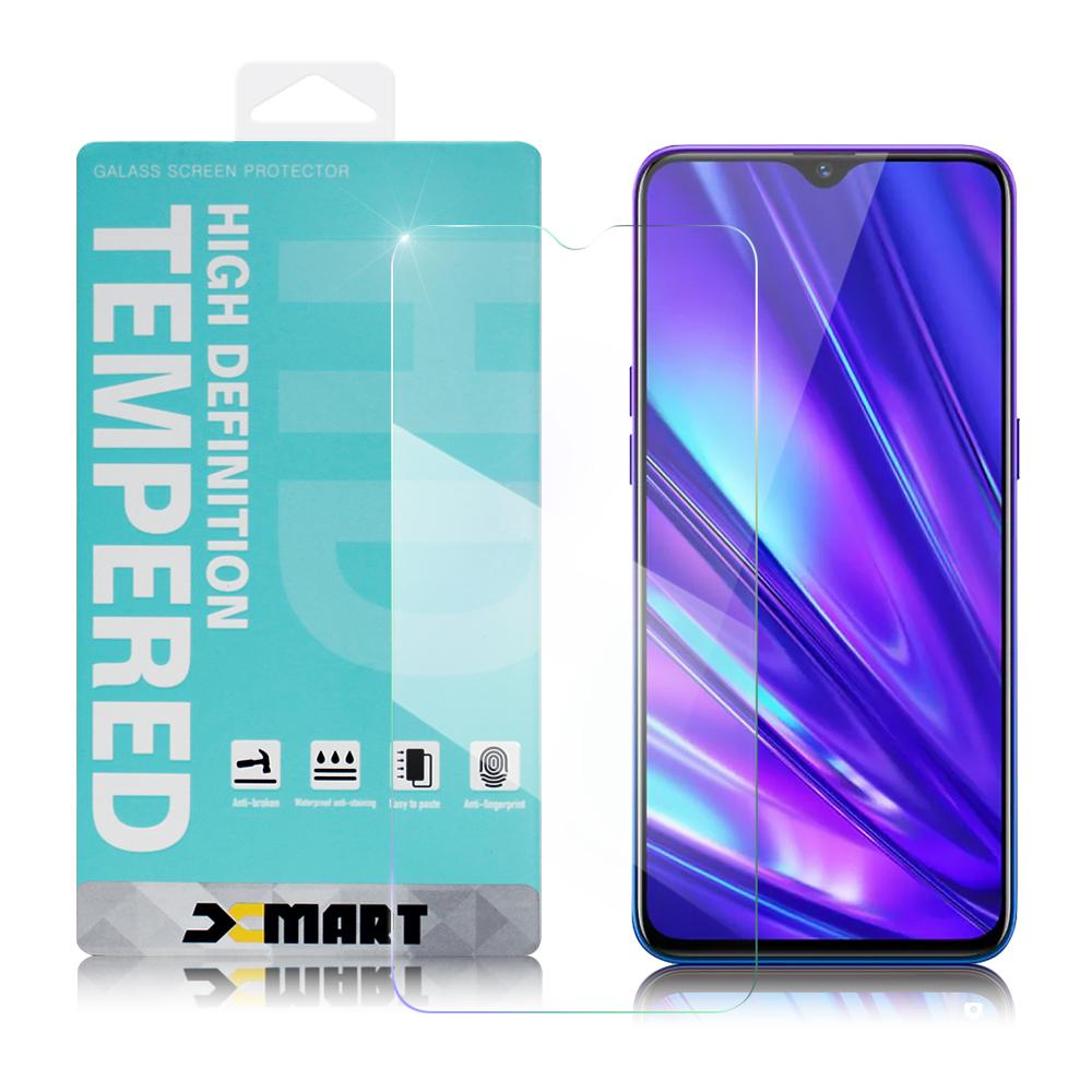 Xmart for OPPO Realme 5 Pro 薄型9H玻璃保護貼-非滿版