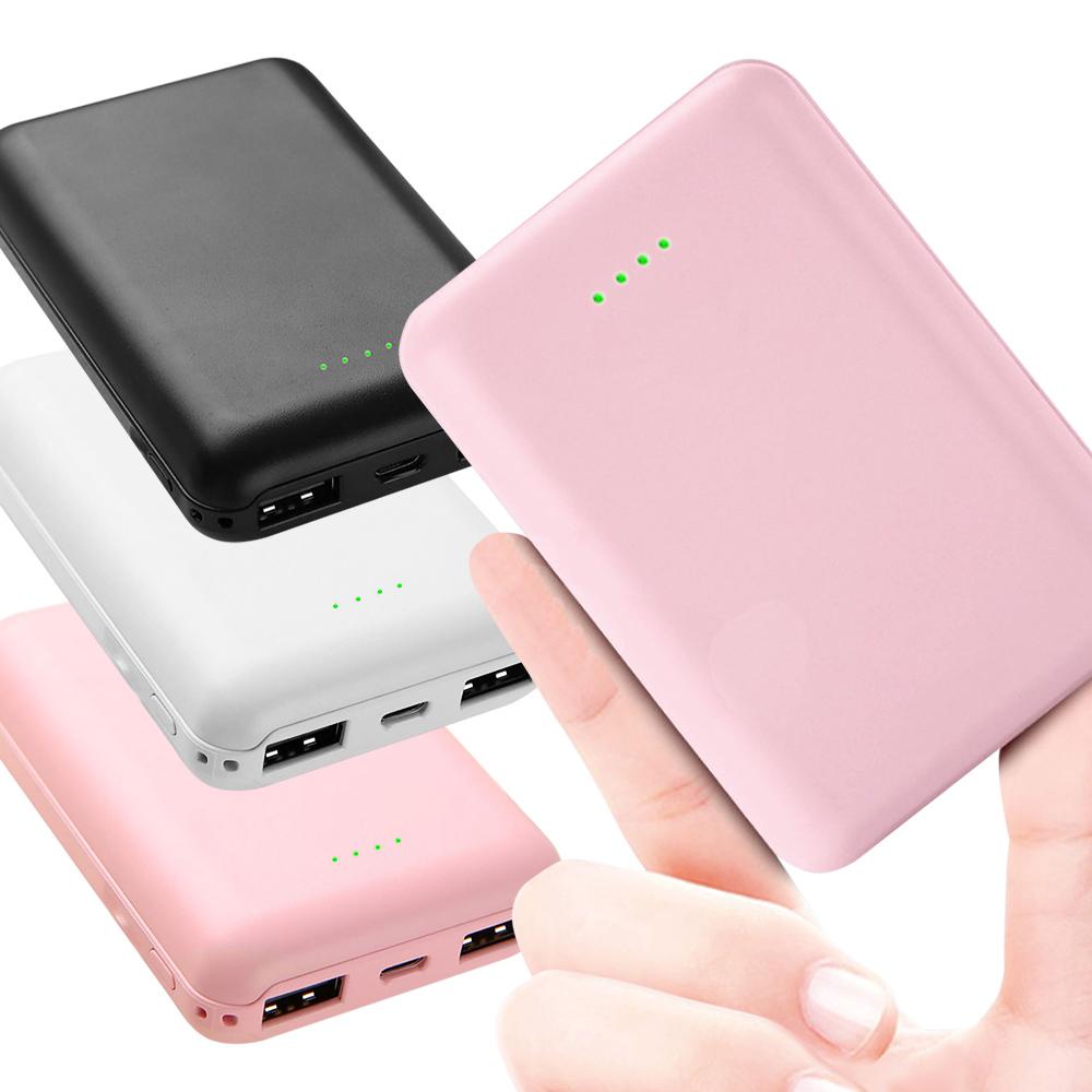 MINIQ 10000 薄型輕巧餅乾 雙USB 行動電源 / 移動電源