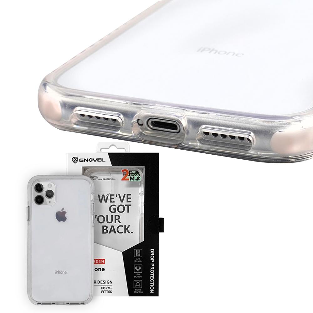 GNOVEL iPhone 11 Pro Max / i11 Pro Max 輕薄防震保護殼