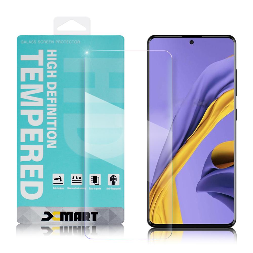 Xmart for 三星 Samsung Galaxy A51 薄型 9H 玻璃保護貼-非滿版