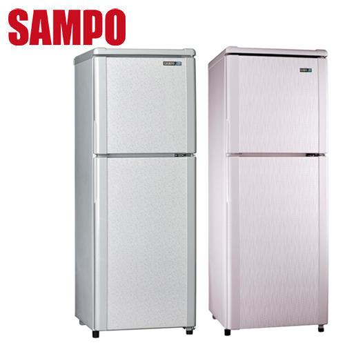 SAMPO聲寶 140公升新節能小冰箱SR-L14Q(S1)(R5)送安裝