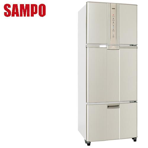 SAMPO聲寶 455公升變頻三門冰箱SR-N46DV(Y2)送安裝