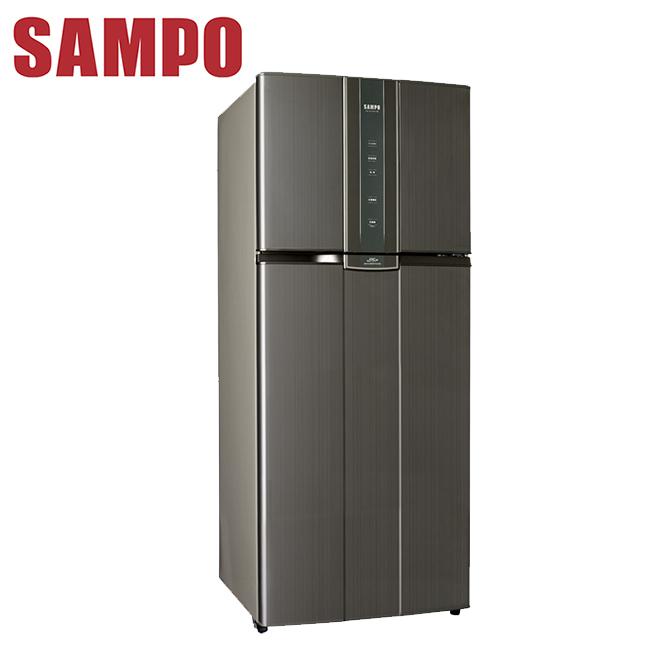 SAMPO聲寶 580公升變頻冰箱SR-N58D(K2)送安裝