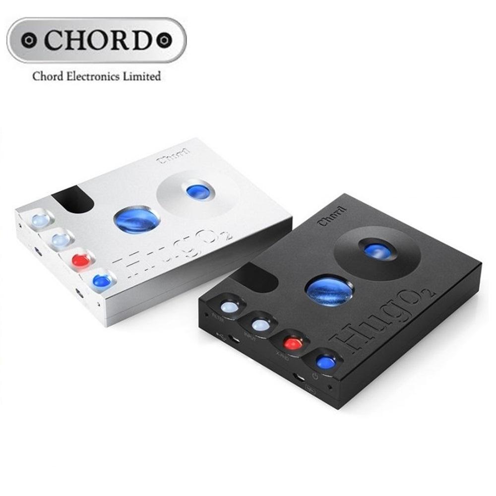 英國Chord Hugo 2 隨身USB DAC耳機擴大機/送比利時DOMO舒活養生調理機
