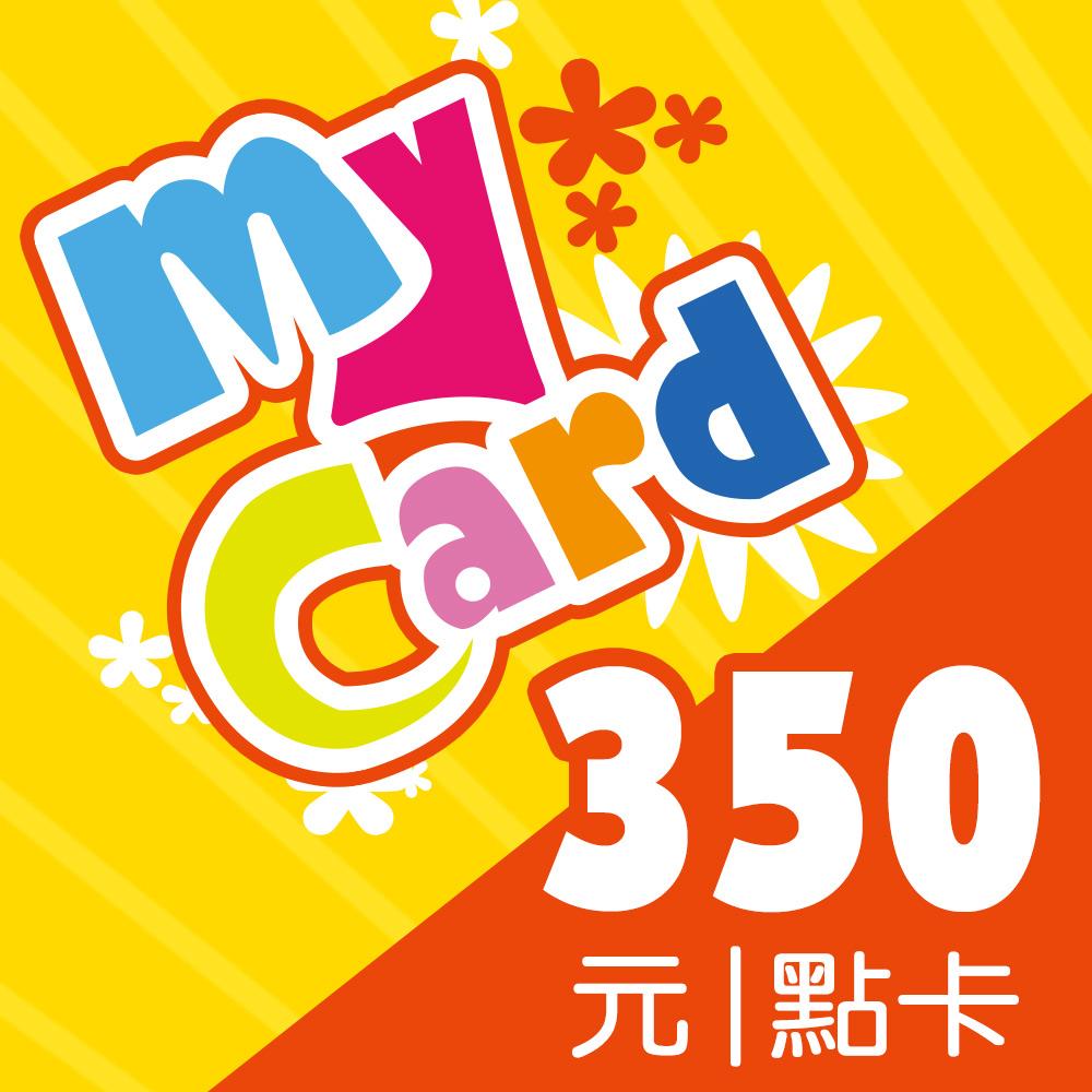 MyCard 350點