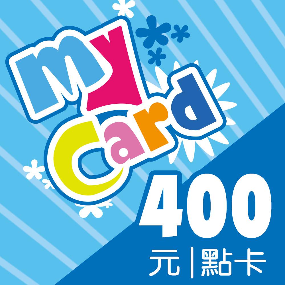 MyCard 400點