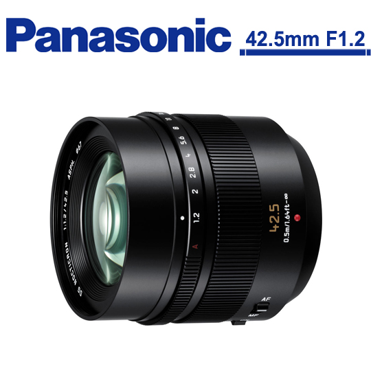 [保護鏡(67)+拭鏡筆]Panasonic 42.5mm F1.2 ASPH ASPH. /公司貨