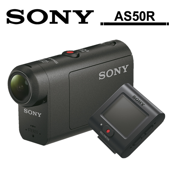 SONY HDR-AS50R ActionCam /公司貨