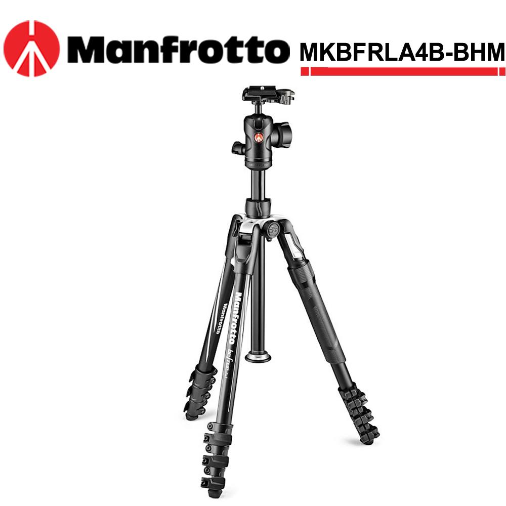 Manfrotto MKBFRLA4B-BHM Befree 2N1 腳架雲台套組