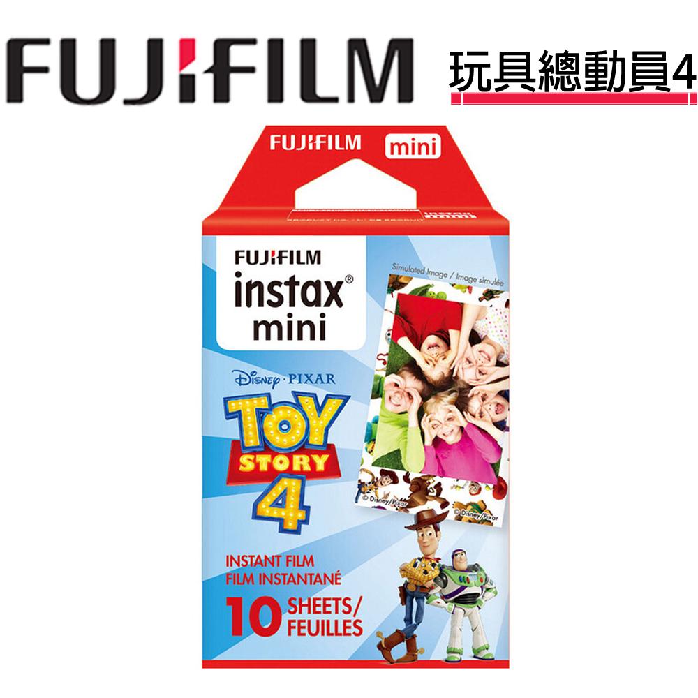 富士 拍立得mini 玩具總動員4 底片/2盒裝