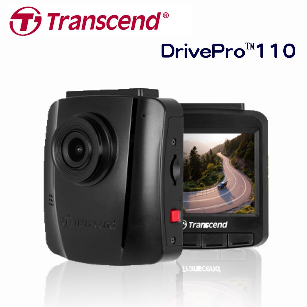創見DrivePro 110行車記錄器(內32G卡)