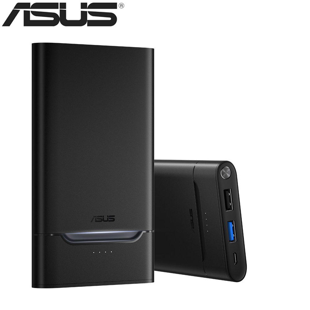 ASUS ZenPower 10000 Quick Charge 3.0行動電源-炫光黑