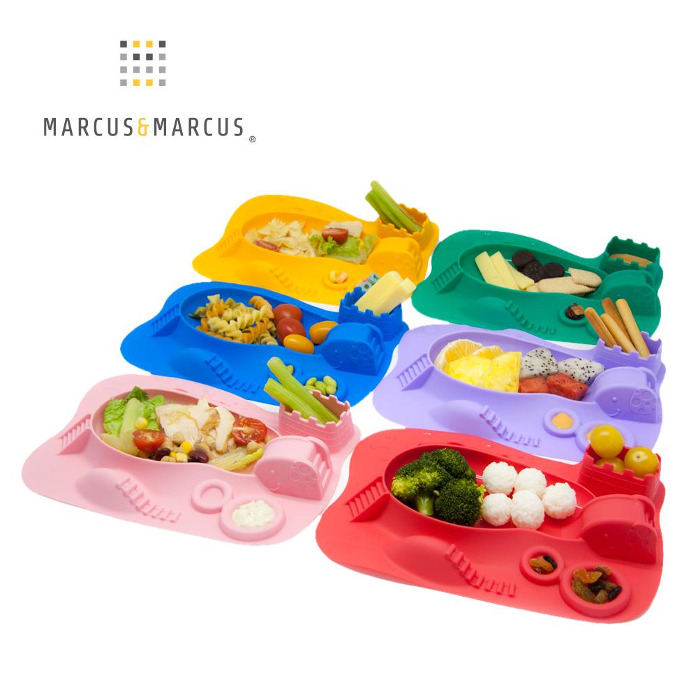 動物樂園遊樂造型餐盤