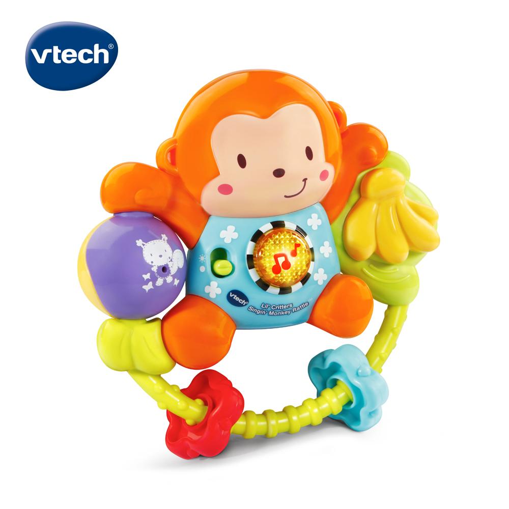 【Vtech】音樂搖擺聲光小猴