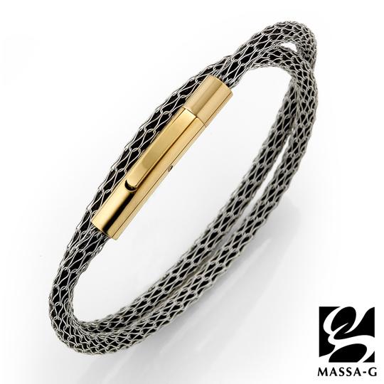 MASSA-G Titan XG2 Mini 3mm超合金鍺鈦手環(雙圈)