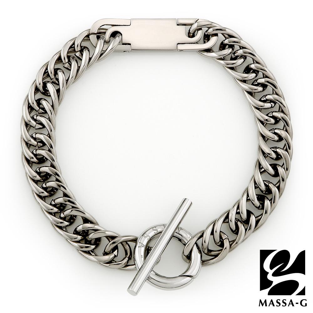 MASSA-G 鈦愛經典純鈦手鍊