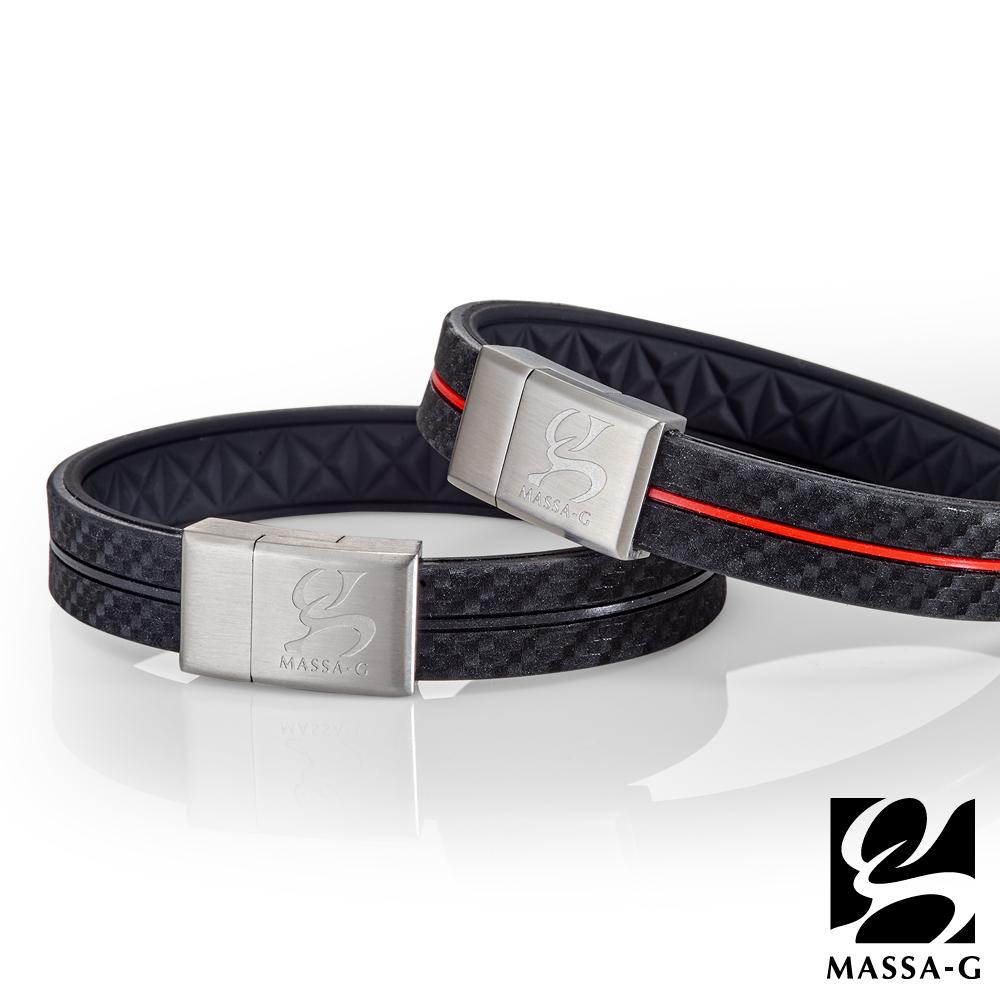MASSA-G【卡朋F1】鍺鈦能量手環