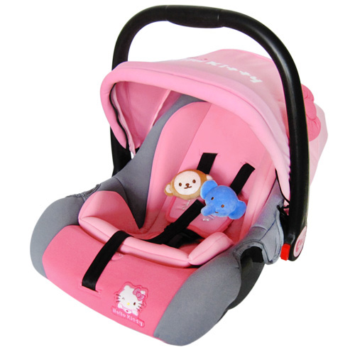 Hello Kitty 嬰兒提籃式汽座