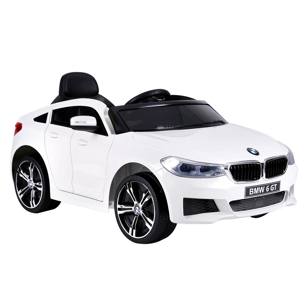 寶貝樂嚴選 BMW 6GT雙驅動電動車(原廠授權)-白