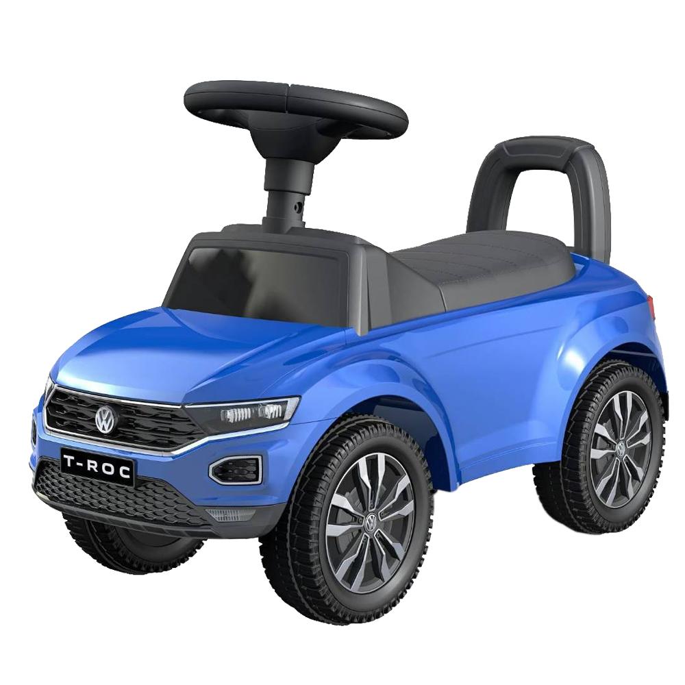 寶貝樂嚴選 福斯學步車(原廠授權)-藍