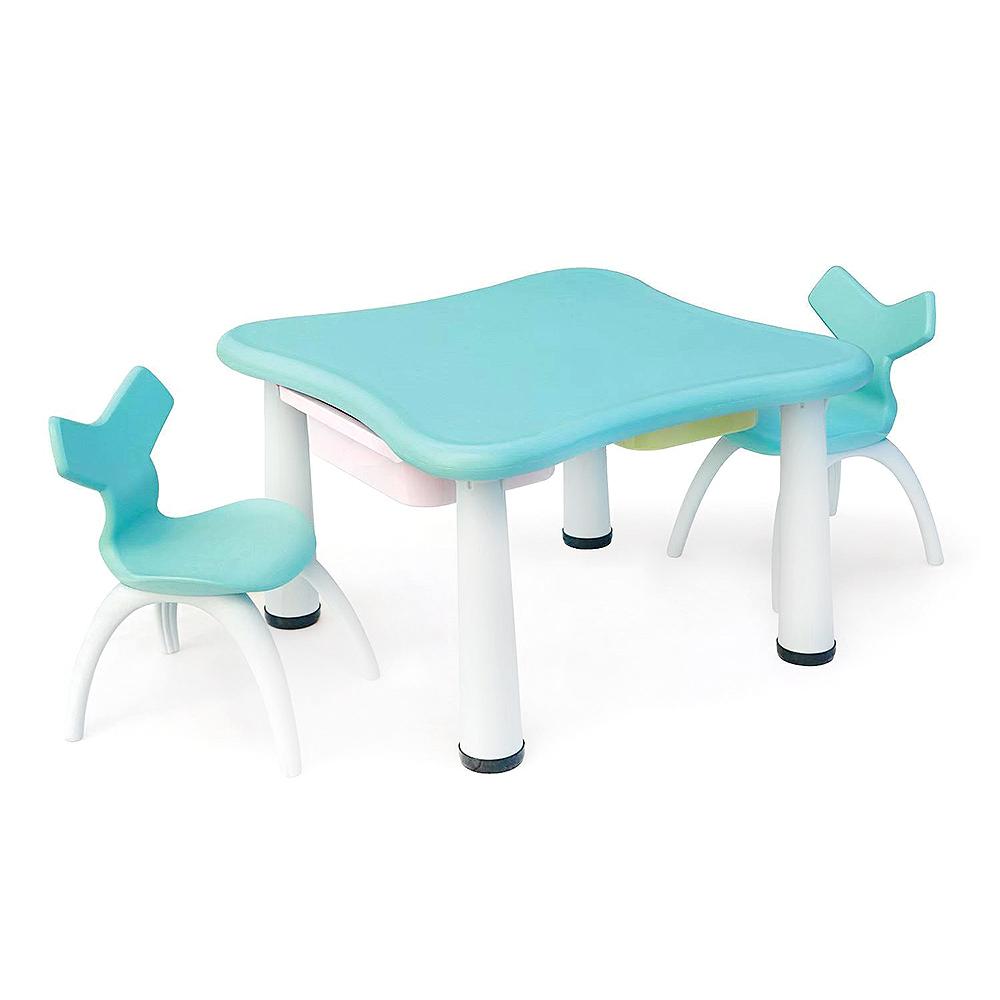 寶貝家嚴選 兒童學習/遊戲桌椅組~耐用易清潔桌椅