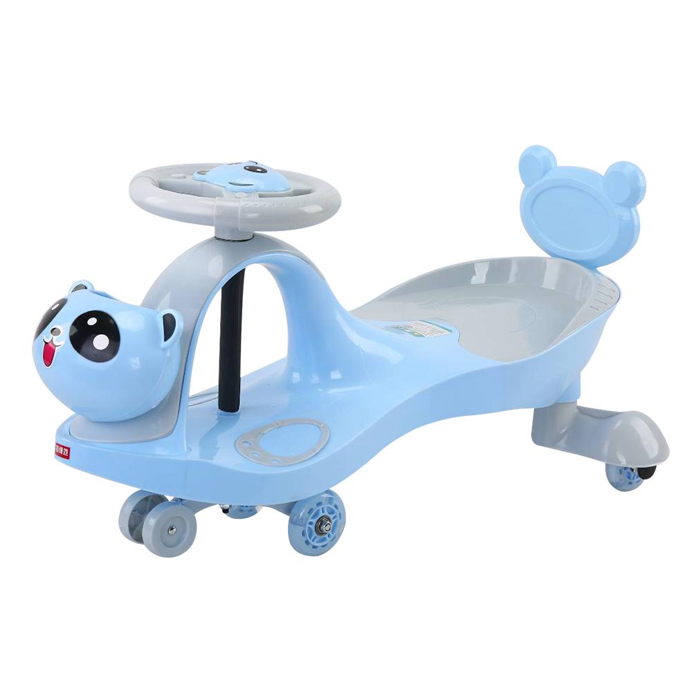 寶貝樂嚴選 熊貓扭扭車-藍